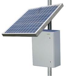 سیستم خورشیدی - فنس الکتریکی