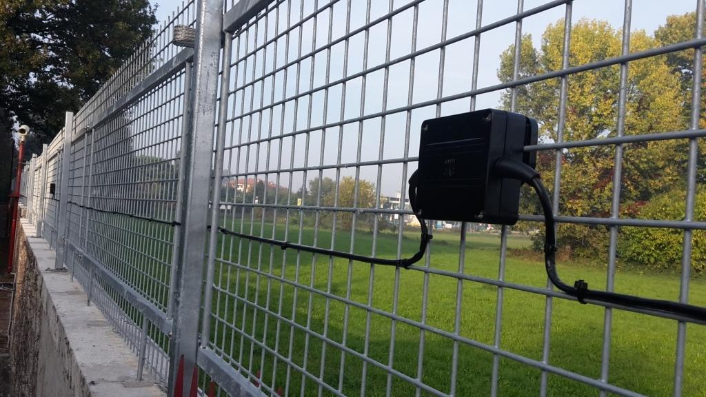 سیستم حفاظتی سنسورهای نقطه ای