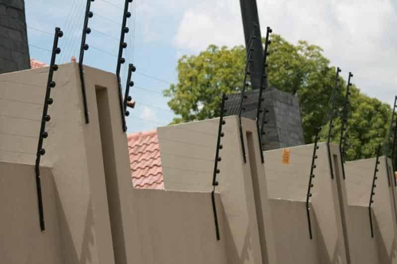 فنس الکتریکی باغ و ویلا - حفاظت از باغ ویلا -محافظت از خانه