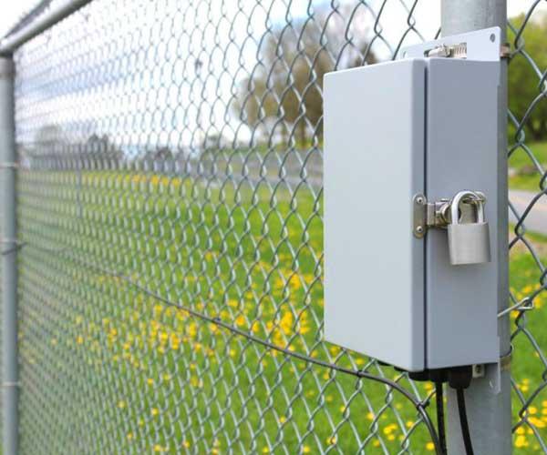 سیستم حفاظت پیرامونی هوشمند کابل میکروفونی