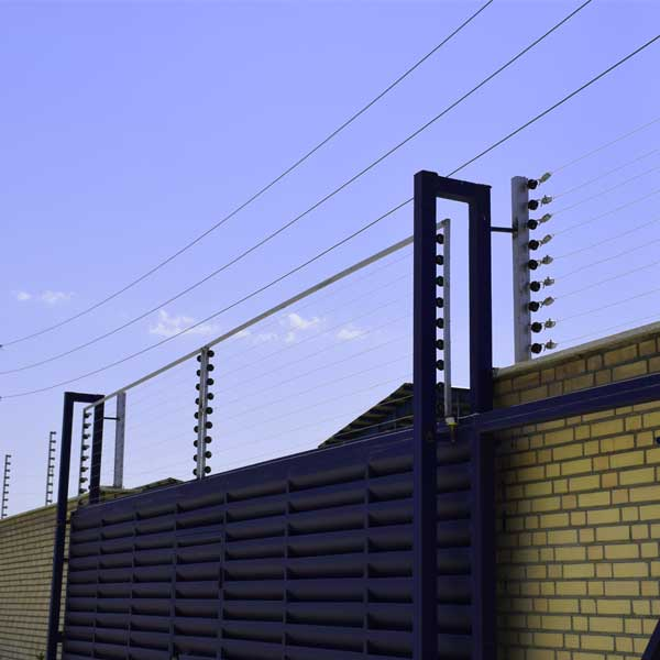 فنس الکتریکی نیمه صنعتی