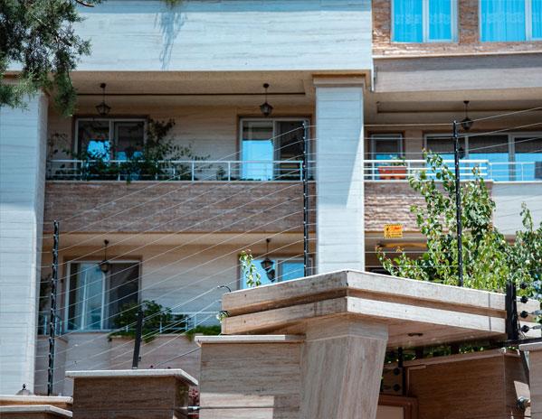 پروژه اجرا شده ویلا، مهرشهر، بلوار شهرداری، خیابان 101 غربی