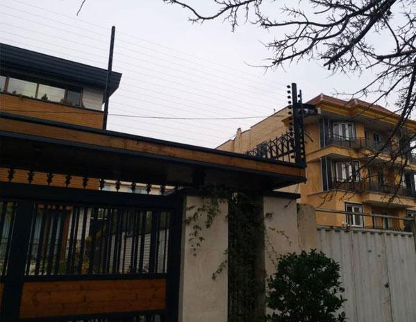 پروژه اجرا شده ویلا، مهرشهر، بلوار شهرداری، خیابان 207