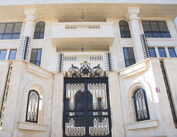 پروژه اجرا شده ویلا، مهرشهر، بلوار شهرداری، خیابان 109 شرقی