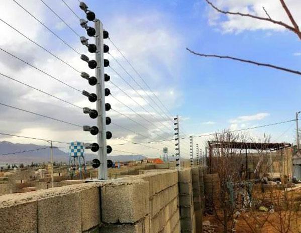 پروژه اجرا شده ویلا، شیراز، شهرک صدرا